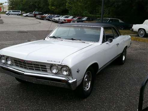 1967 Chevrolet Chevelle SS for sale in Stratford, NJ