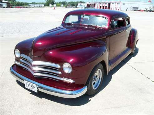 1948 Plymouth Business Coupe for sale in Effingham, IL
