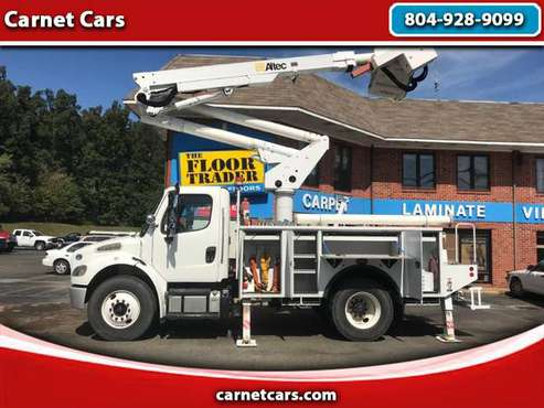 2013 Freightliner M2 Bucket Truck for sale in Henrico, PA