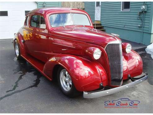 1937 Chevrolet Business Coupe for sale in Hiram, GA