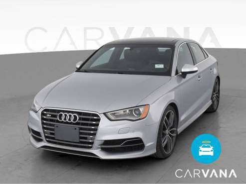2016 Audi S3 Premium Plus Sedan 4D sedan Gray - FINANCE ONLINE -... for sale in San Francisco, CA