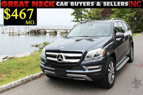 2016 Mercedes-Benz GL450 - cars & trucks - by dealer - vehicle... for sale in Great Neck, NY