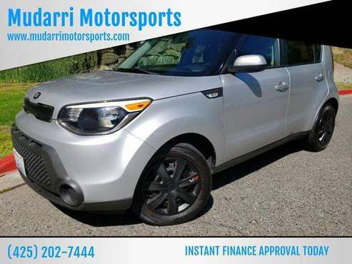 2014 Kia Soul Base 4dr Crossover 6M CALL NOW FOR AVAILABILITY! for sale in Kirkland, WA