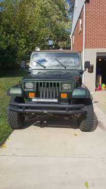 1995 Jeep Wrangler for sale in Fort Thomas, OH