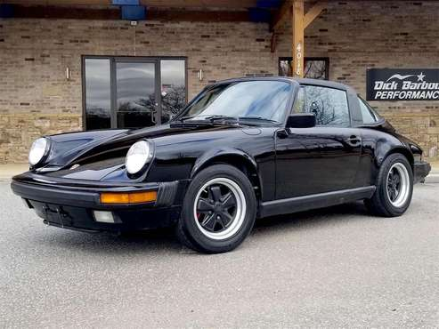 1989 Porsche 911 for sale in Oakwood, GA