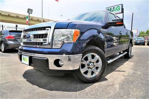2013 Ford F-150 XLT SuperCrew 5.5-ft. Bed 2WD for sale in Houston, TX