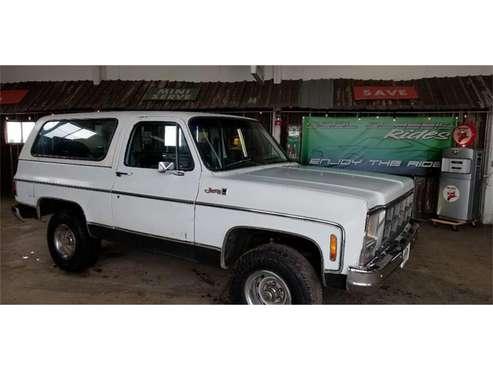 1989 Gmc Jimmy For Sale In Cadillac Mi Classiccarsbay Com