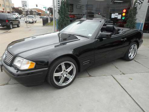 1998 Mercedes-Benz SL500 for sale in Gilroy, CA