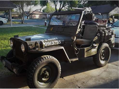 1952 Willys Jeep for sale in Schertz, TX