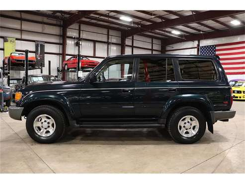 1996 Toyota Land Cruiser FJ for sale in Kentwood, MI