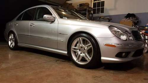 2005 Mercedes Benz E55 AMG for sale in Allentown, PA