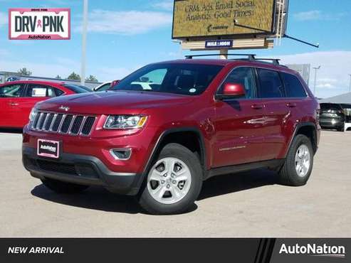 2015 Jeep Grand Cherokee Laredo 4x4 4WD Four Wheel Drive SKU:FC191016 for sale in Englewood, CO