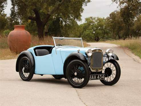 1936 Austin 7 for sale in Monteira