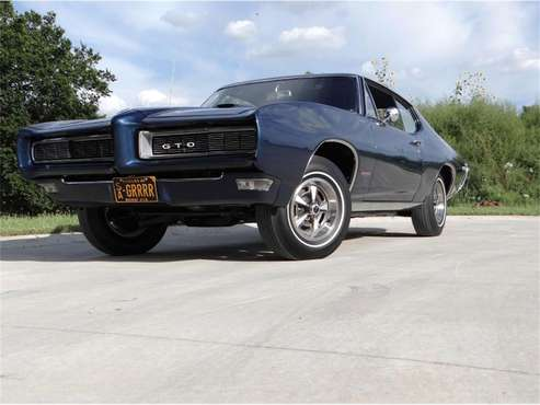 1968 Pontiac GTO for sale in Salina, KS