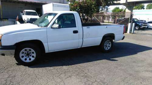 2004 Chevy Silverado 1500 long bed truck for sale in Oakland, CA