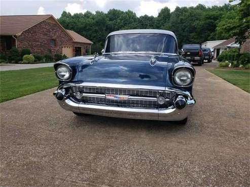 1957 Chevrolet Station Wagon for sale in Cadillac, MI