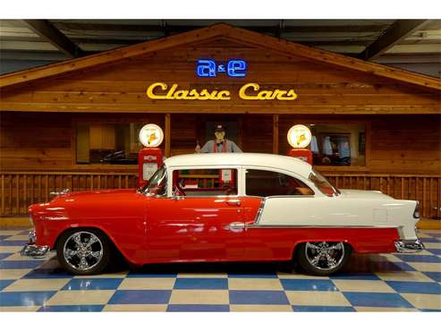 1955 Chevrolet 210 for sale in New Braunfels, TX