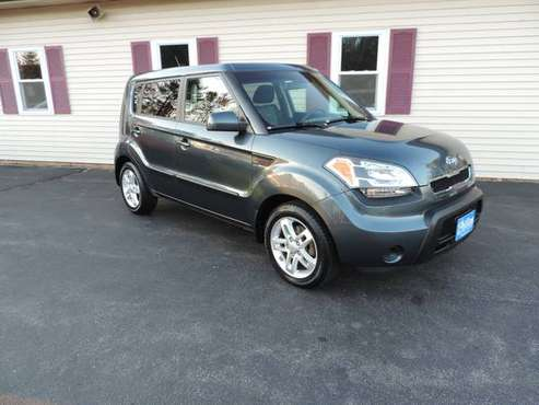 2011 Kia Soul for sale in Chichester, NH