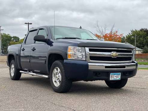 2009 Chevy Silverado 1500 LT! Get Financed Now for sale in Minneapolis, IA
