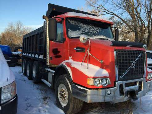 2005 Volvo dump truck for sale in Rogers, MN