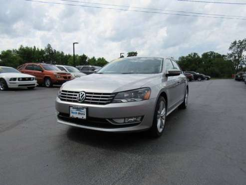 2014 Volkswagen Passat TDI SE for sale in Grayslake, IL