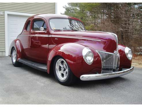 1940 Ford Business Coupe for sale in Standish, ME