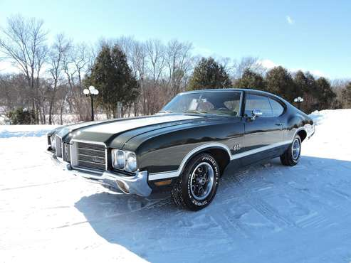 1971 Oldsmobile Cutlass for sale in Greene, IA
