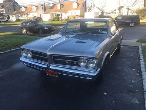 1964 Pontiac GTO for sale in Long Island, NY