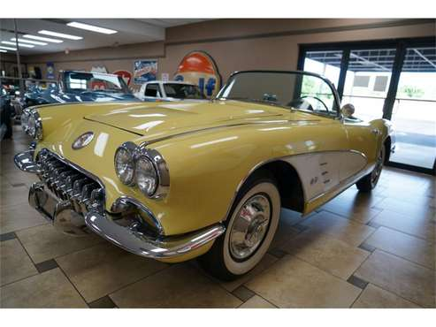 1958 Chevrolet Corvette for sale in Venice, FL