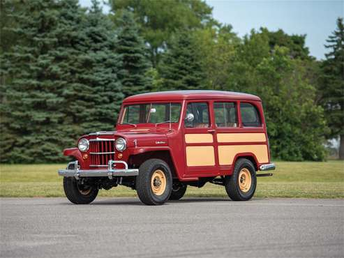 1955 Willys Wagon for sale in Auburn, IN