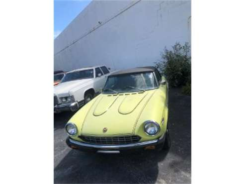 1978 Fiat Spider for sale in Miami, FL