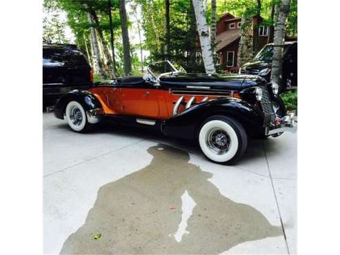 1979 Auburn Speedster for sale in Cadillac, MI