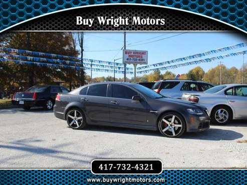 2008 Pontiac G8 GT - cars & trucks - by dealer - vehicle automotive... for sale in Republic, MO
