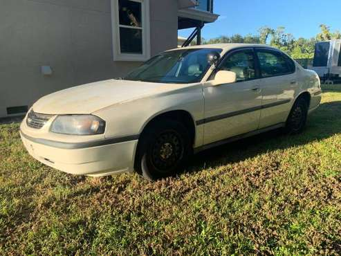 2005 CHEVROLET IMPALA for sale in Daytona Beach, FL