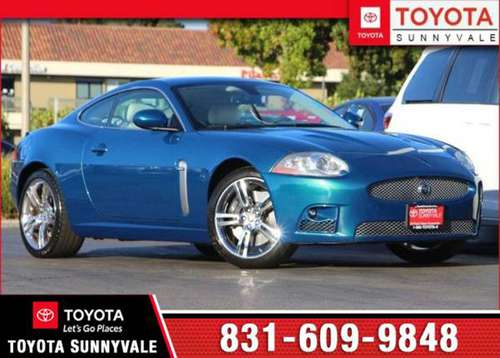 2007 Jaguar XK RWD 2dr Coupe XKR XKR for sale in Sunnyvale, CA