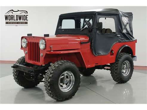 1962 Willys Jeep for sale in Denver , CO