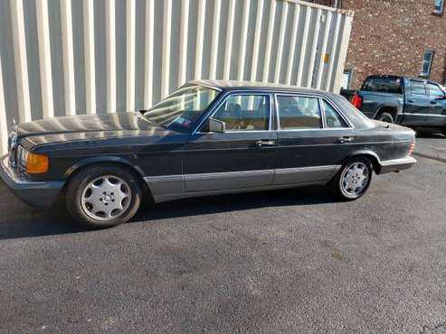87 Mercedes Benz for sale in Buffalo, NY