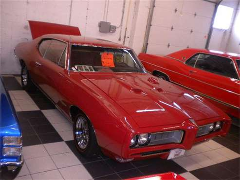 1968 Pontiac GTO for sale in Annandale, MN