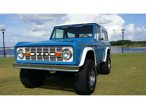1976 Ford Bronco for sale in Pensacola, FL