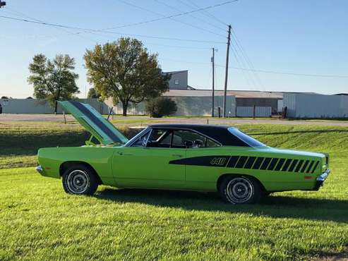 1969 Plymouth RoadRunner for sale in Monticello, IL