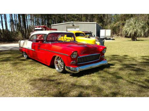 1955 Chevrolet Bel Air for sale in Summerville , SC