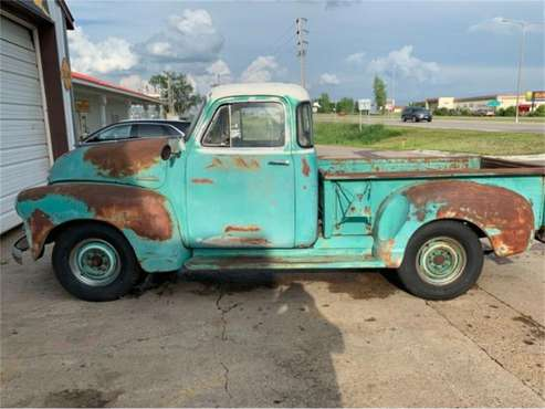 1954 Chevrolet Pickup for sale in Cadillac, MI