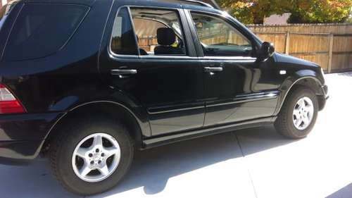 2001 Mercedes Benz ML320 for sale in Sparks, NV