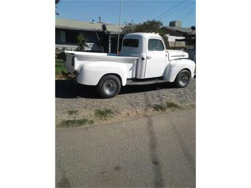 1952 Ford F1 for sale in Cadillac, MI