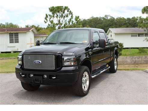 2005 Ford F250 for sale in Palmetto, FL
