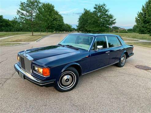 1983 Rolls-Royce Silver Spur for sale in Carey, IL