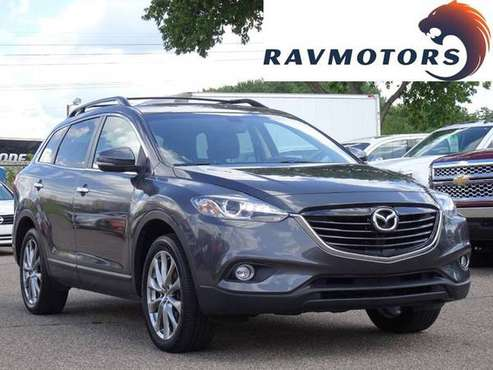 2015 Mazda CX-9 AWD Grand Touring for sale in Burnsville, MN