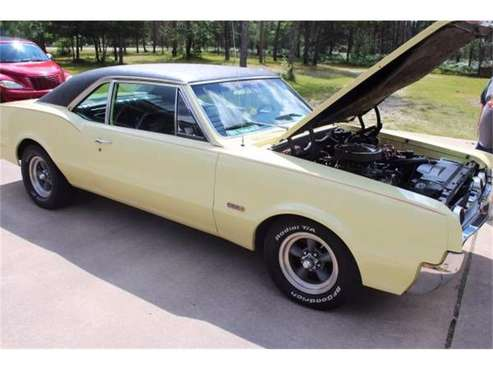 1967 Oldsmobile 442 for sale in Cadillac, MI
