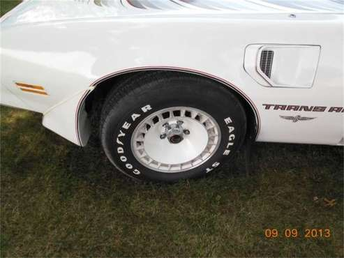 1980 Pontiac Firebird Trans Am for sale in Cadillac, MI