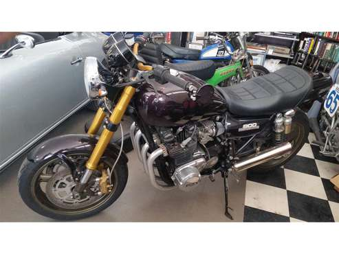 1973 Kawasaki Motorcycle for sale in Carnation, WA